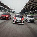 """Toyota Vios GR-S: khi """"xe quốc dân"""" vào trường đua"""