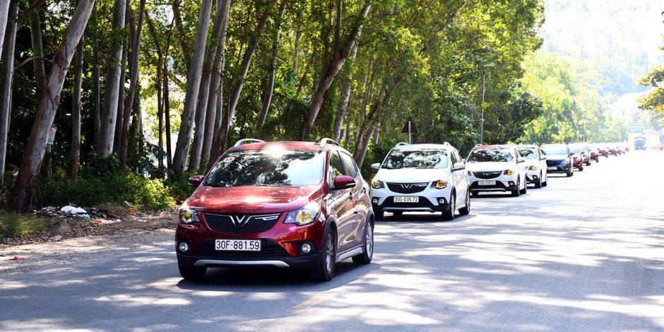 Fadil tiếp tục là mẫu xe VinFast bán chạy nhất Việt Nam