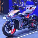 """""""Tiểu R1"""" Yamaha Exciter 155 VVA trình làng với nhiều món mới, bỏ ABS để đảm bảo """"tính thể thao"""""""