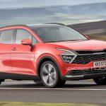 Kiểu dáng chiếc Kia Sportage 2022 thế hệ mới sẽ trông thế nào?