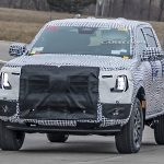 Ford Ranger 2022 sẽ có diện mạo thế nào?