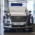 Rò rỉ ảnh nội thất xịn xò, sang chảnh chiếc Hyundai Palisade VIP 2021