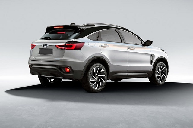 Honda HR-V 2022 sẽ sớm có mặt trong năm nay