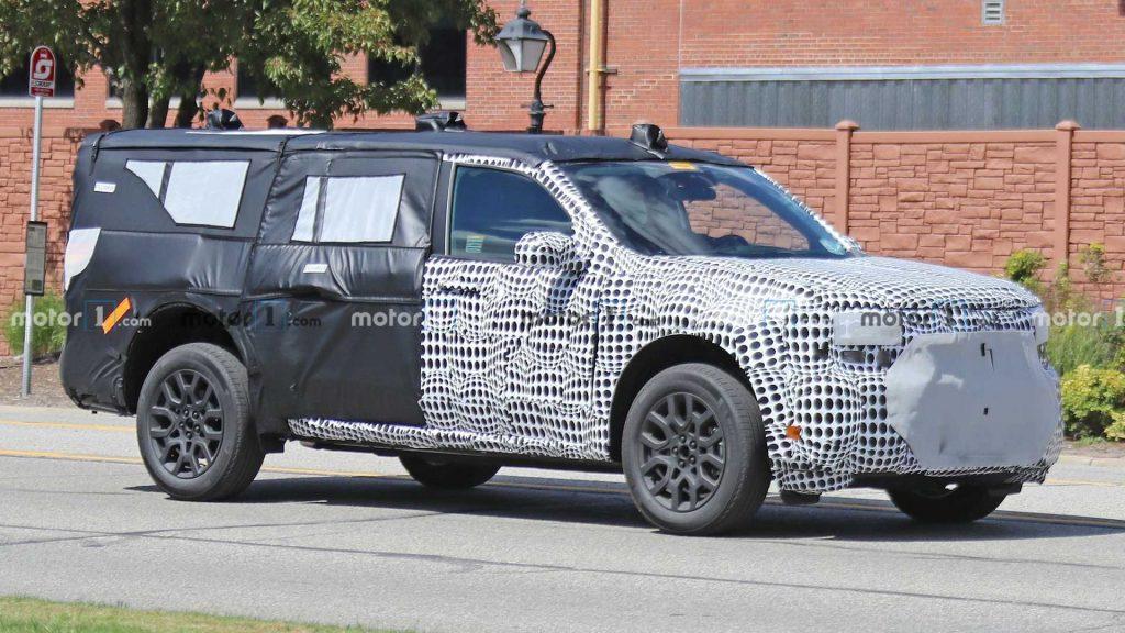 Khám phá Ford Maverick - mẫu bán tải đàn em của Ford Ranger