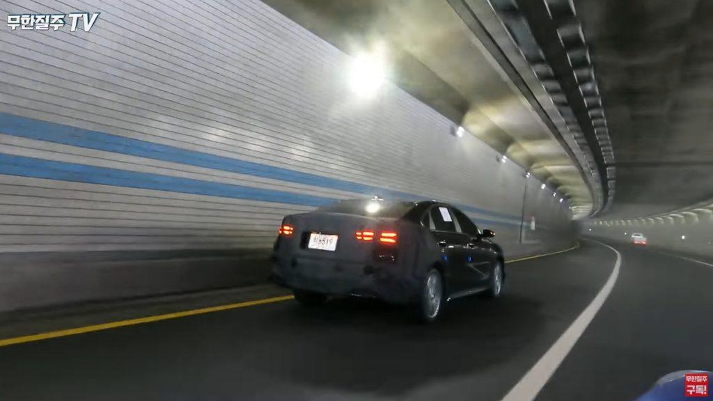 Kia Cerato 2022 thế hệ mới xuống đường thử nghiệm