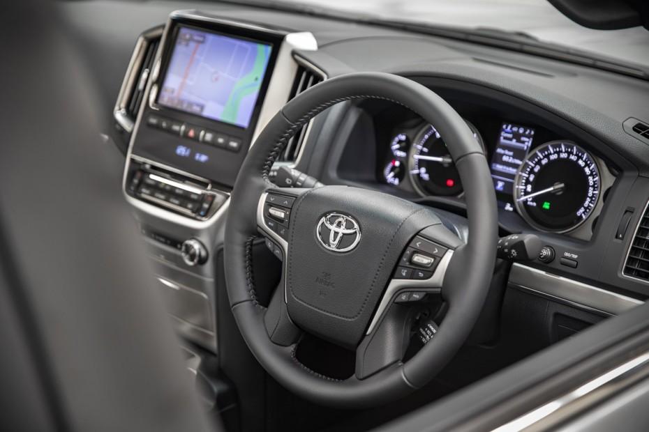 Soi chiếc Toyota Land Cruiser Horizon phiên bản giới hạn đặc biệt