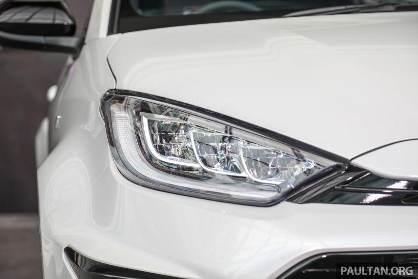 Khám phá Toyota Yaris GR vừa ra mắt tại Malaysia