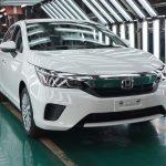Honda Việt Nam xuất xưởng chiếc xe ô tô thứ 100.000