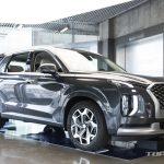 Diện kiến Hyundai Palisade phiên bản VIP: nội thất sang như Maybach