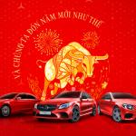 """Mercedes-Benz Việt Nam """"lì xì"""" thuế trước bạ cho khách hàng"""