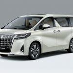 Toyota Việt Nam chính thức giới thiệu Alphard phiên bản 2021