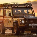 Land Rover Defender Works V8 Trophy bản giới hạn khiến nhiều tín đồ off-road say đắm