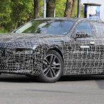 Mẫu sedan BMW i7 chạy điện ra mắt năm sau có gì đặc biệt?