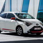Khám phá chiếc Toyota Aygo 2021 vừa về Việt Nam