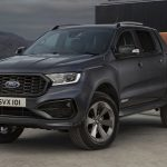 Lộ diện phiên bản thể thao MS-RT thuộc Ford Ranger 2021