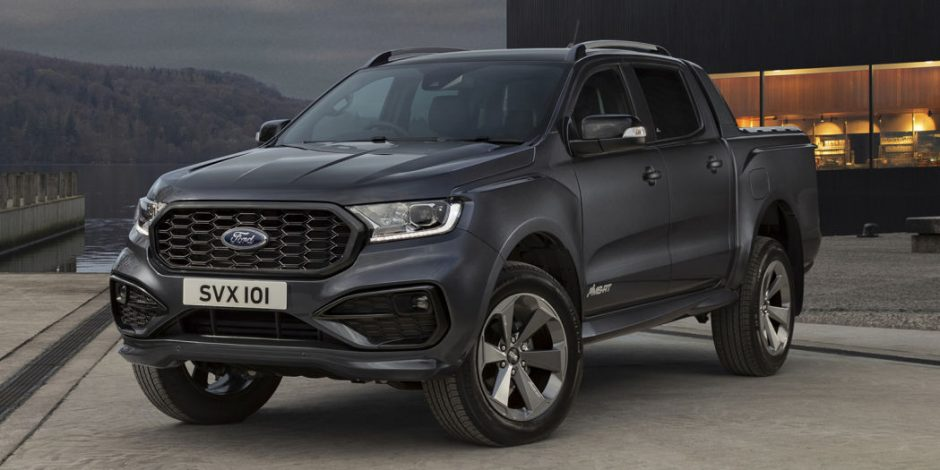 Ford Ranger MS-RT Double Cab 2021