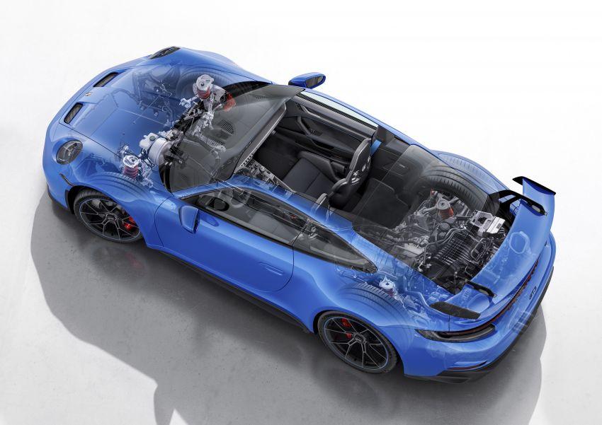 Lộ diện chiếc Porsche 911 GT3 2021 thế hệ mới