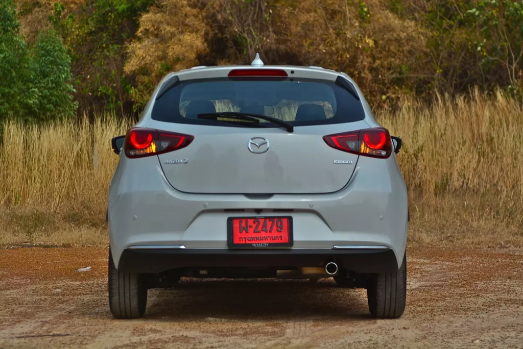 Mazda2 2021 vừa chính thức được trình làng tại Thái