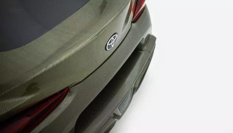 Vén màn điểm sáng chiếc Toyota Supra bản độ mạnh tới 1.000 mã lực