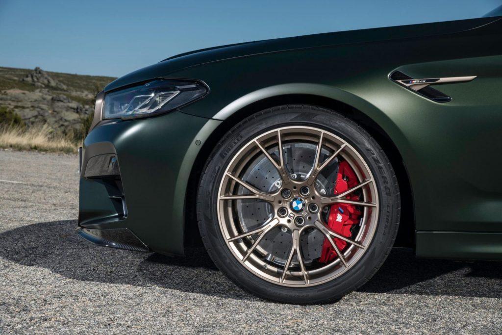 BMW giới thiệu siêu phẩm mạnh nhất trong lịch sử chế tạo của hãng