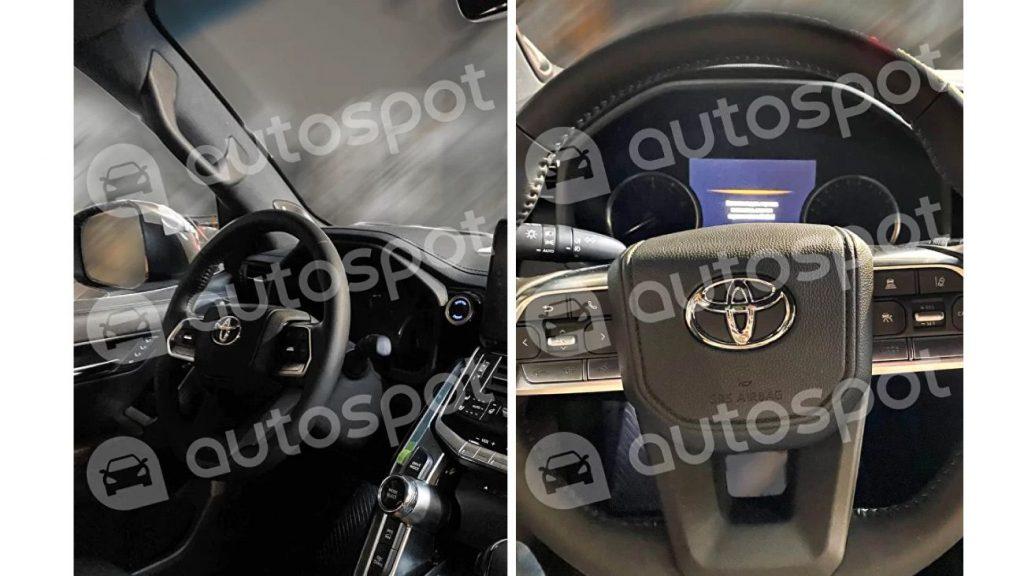 Lộ nhan sắc đời thực chiếc Toyota Land Cruiser Prado 2022 lần đầu tiên