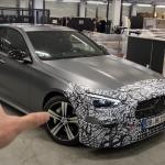 Nguyên nhân Mercedes-Benz C-Class sắp ra mắt chỉ có động cơ bốn xy lanh