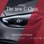 Mercedes-Benz rục rịch ra mắt C-Class 2022 mới, mặc định chỉ có động cơ lai điện