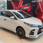 Chân dung Toyota Vios GR-S 2021: khi xe quốc dân cũng mê tốc độ