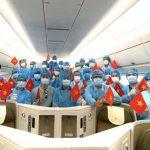 Vietnam Airlines tăng cường phòng dịch trong giai đoạn cao điểm Tết