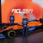 McLaren giới thiệu mẫu xe đua F1 mới cho mùa giải 2021