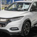 Honda HR-V RS 2021 chính thức ra mắt tại thị trường Malaysia