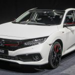 Honda Civic phiên bản đặc biệt bất ngờ xuất hiện tại Malaysia