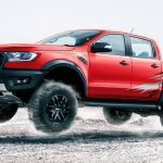 Giới thiệu Ford Ranger Raptor X Special Editon tại Malaysia