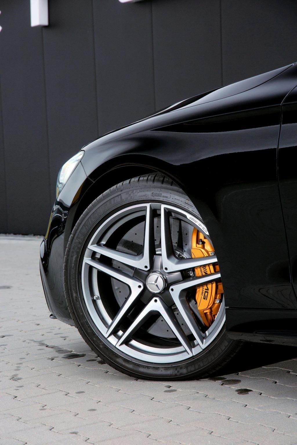 Khám phá Mercedes-AMG S63 Coupe bản độ công suất tới 1.000 mã lực