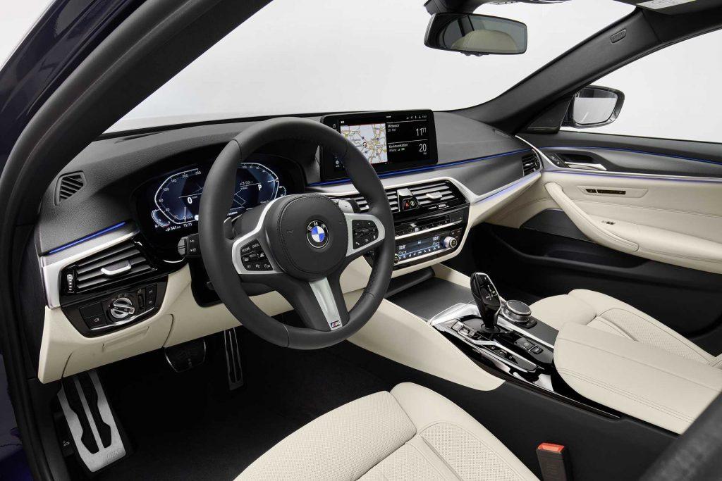 BMW 5-Series 2021 sắp có mặt tại Malaysia, chờ ngày về Việt Nam