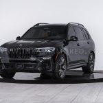 BMW X7 bản chống đạn chính thức ra mắt thế giới