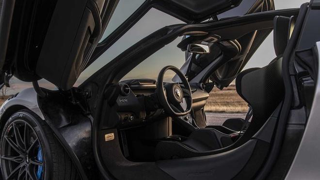 Soi McLaren 765LT bản độ mạnh tới 1.000 mã lực