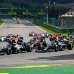 Cận cảnh dàn xe đua của mùa giải F1 2021