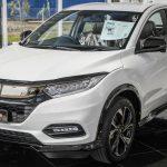 Honda HR-V 2021 ra mắt tại Malaysia