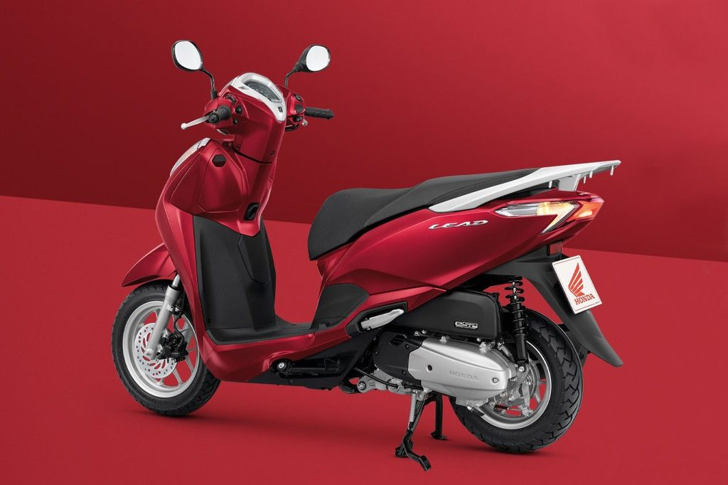 Honda Lead 2021 ra mắt tại Thái Lan