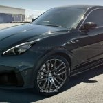 Maserati Grecale 2022 lộ hình ảnh chi tiết