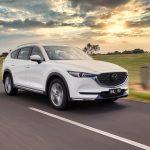 Mazda CX-8 cập nhật phiên bản 6 chỗ sang trọng mới tại Úc
