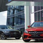 Mercedes-Benz Việt Nam giới thiệu C 180 AMG mới