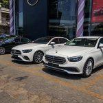 Mercedes-Benz E-Class 2021 xuất hiện tại đại lý trước ngày ra mắt