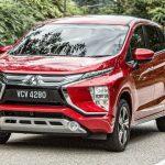 Mitsubishi Xpander Hybrid sẽ được sản xuất ở Indonesia