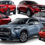 Toyota Corolla Cross sắp được lắp ráp tại Malaysia