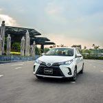 Top 10 xe bán chạy tháng 3/2021: Toyota Vios chật vật giành lại ngôi vương