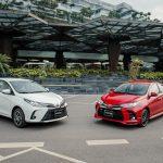 Vios 2021: điểm cộng rất lớn về chất lượng hậu mãi số 1 của Toyota