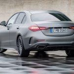 Mercedes-AMG C63e 2021: tăng áp điện hóa không độ trễ, kết cấu hybrid như xe đua F1, hệ dẫn động siêu nhạy nhờ mô tơ điện giống Porsche Taycan
