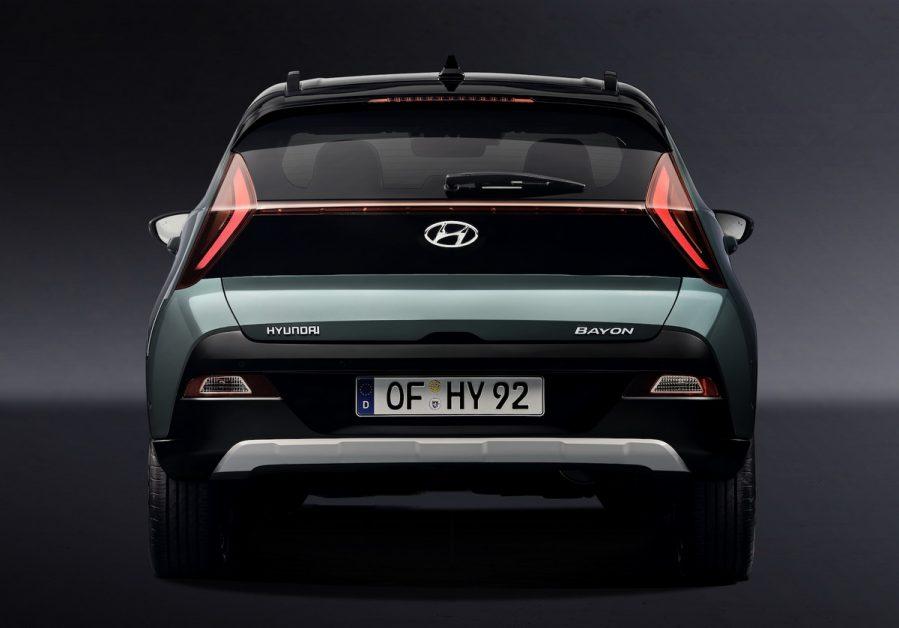 Thêm nhiều thông tin thú vị về Hyundai Bayon 2021